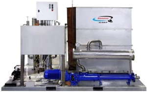 Water Re-Use - Domino ICSEP (Induced Cyclonic Separator)